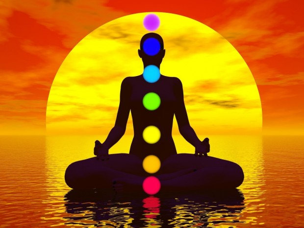 Chakra Cleansing & Clearing