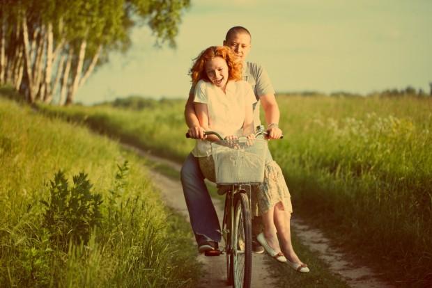 A Couple Manifesting Love