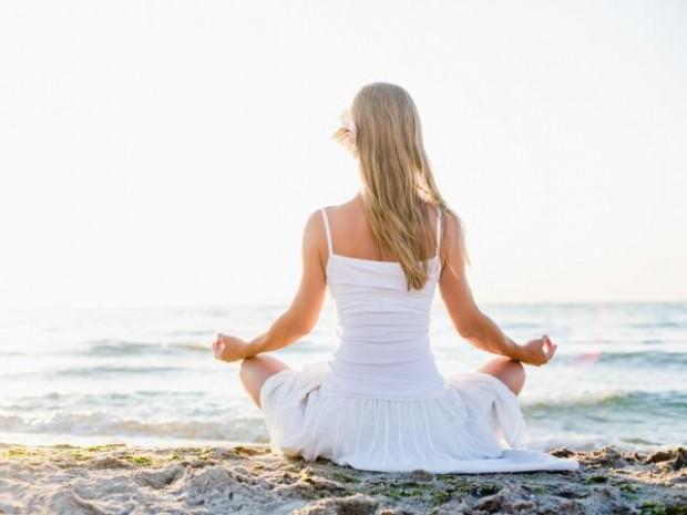 The Beach Meditation