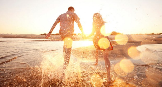 Perfect Couple Manifesting Love