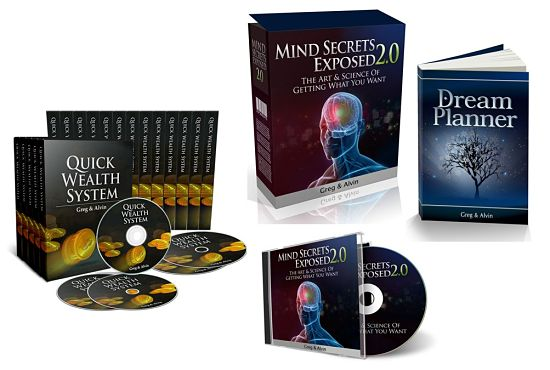 Mind Secrets Exposed 2.0 Official Website