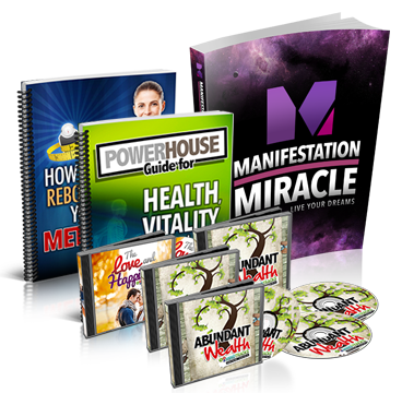 Manifestation Miracle Product Bundle