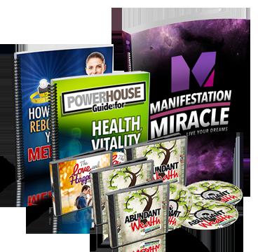 Manifestation Miracle Product Bundle