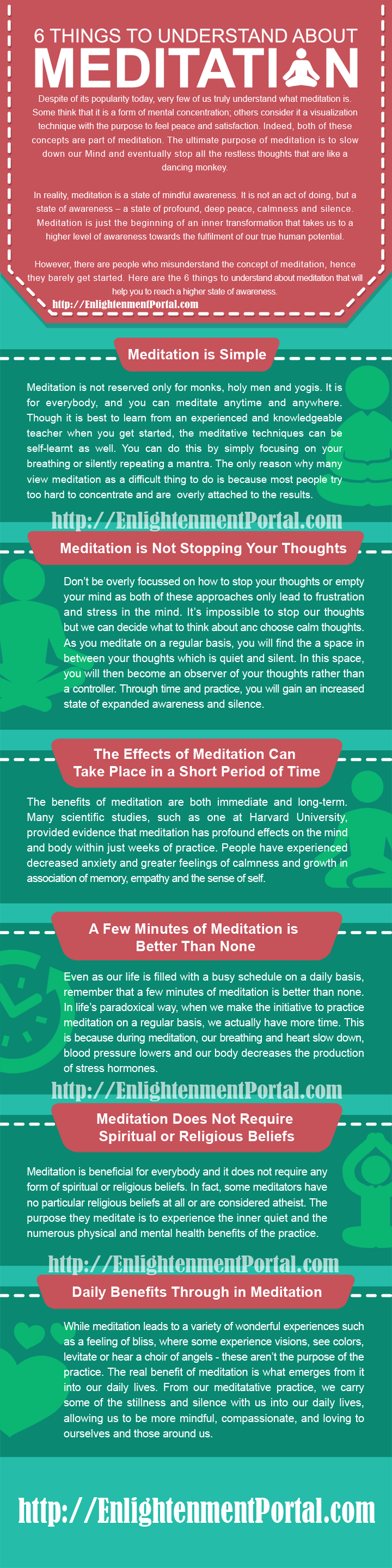 How to meditate deeply and effectively